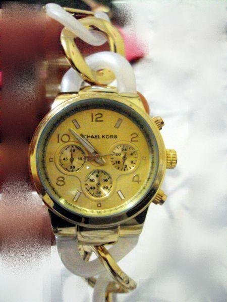 37879e2cf77 Relógio Michael Kors - Trançado Madre Pérola - Vitrine da Mah