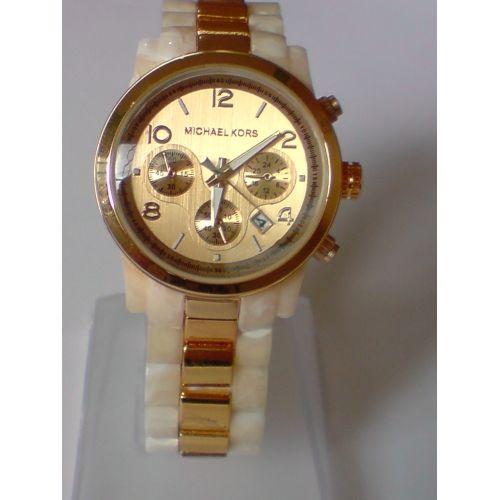9c231102d35 Relógio Michael Kors - Madre Pérola - Vitrine da Mah
